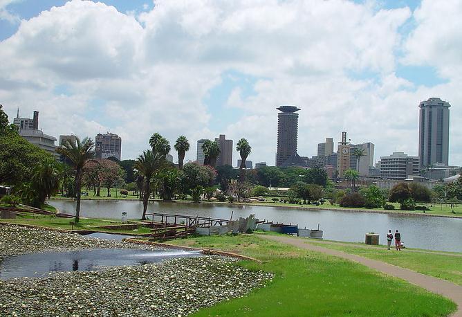 Kenya's growth spurt