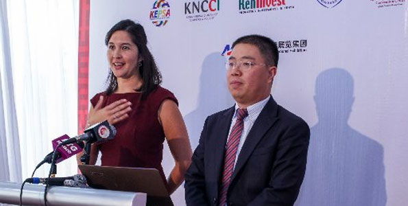 Over 400 firms  showcase their products at China Trade Week in Nairobi