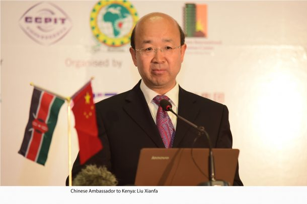 China trade week kicks off in Nairobi; over 400 Chinese firms take part