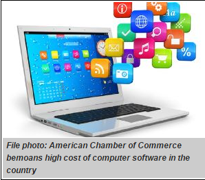 High cost of computer software in Ghana: AMCHAM unhappy