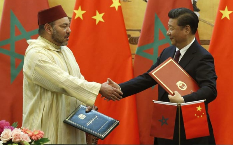 Under the Radar: What's behind China's love affair with Morocco?