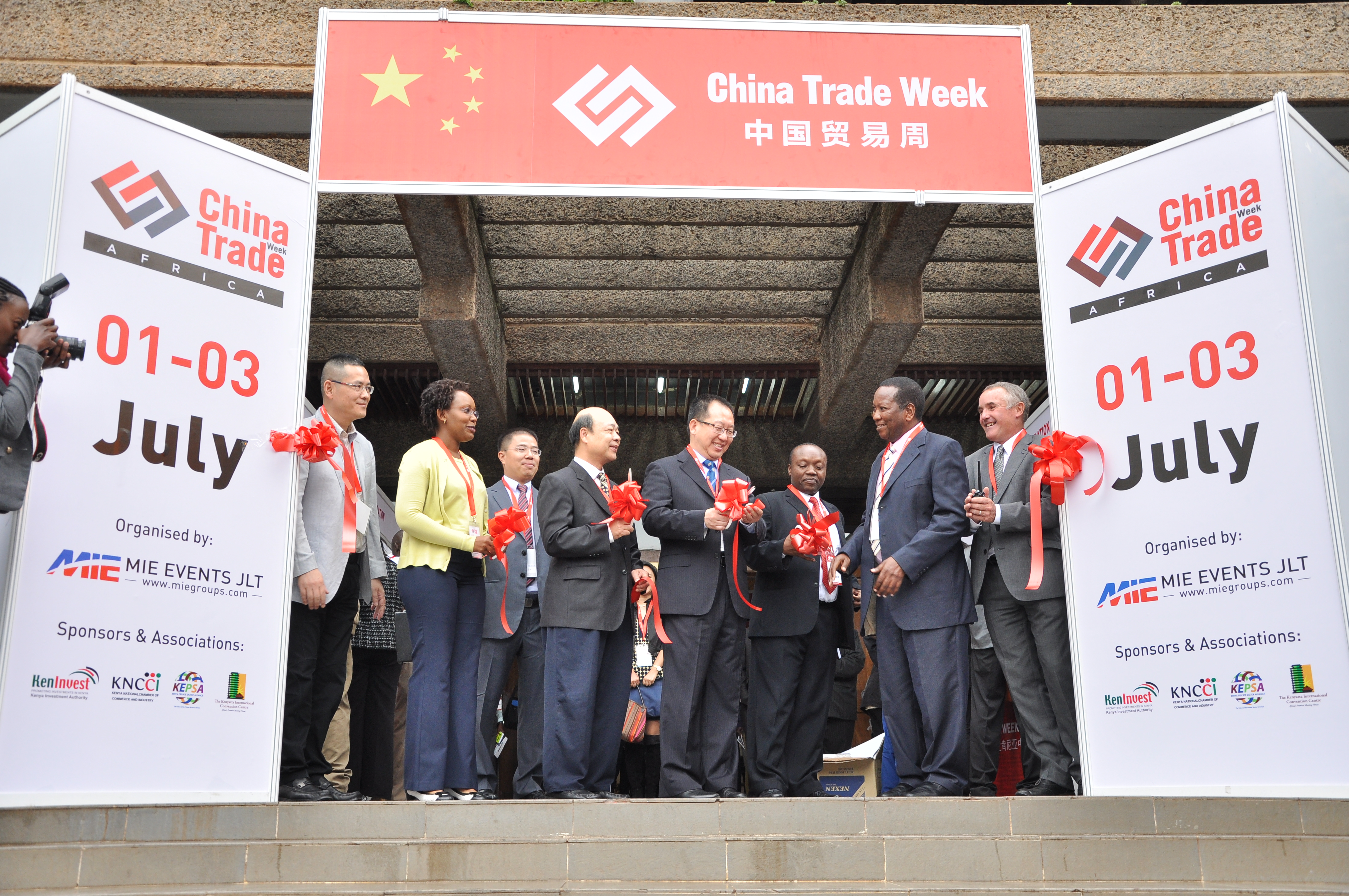 China Trade Week gathers momentum