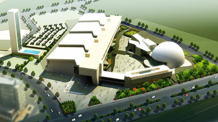 Chinese company to build convention & exhibition center in Ethiopia