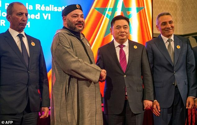 Morocco's Tangier to host Chinese industrial city