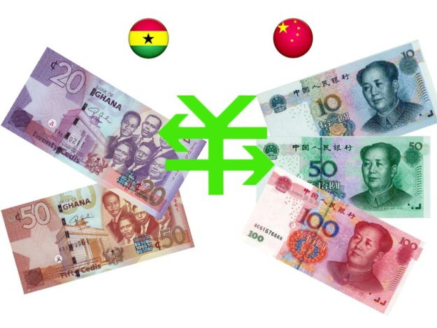Talks on direct currency transaction between Ghana and China expected</a>