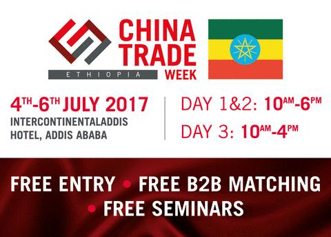 Ethiopia hosts first China Trade Week