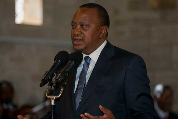President Kenyatta out to strengthen bilateral relations with China