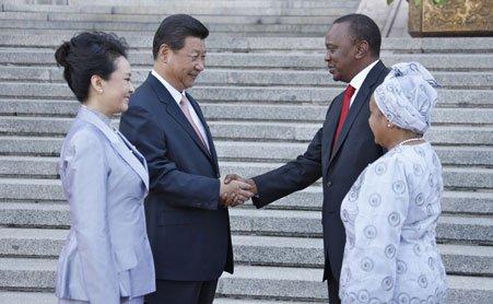 Liu: China-Kenya relations strong