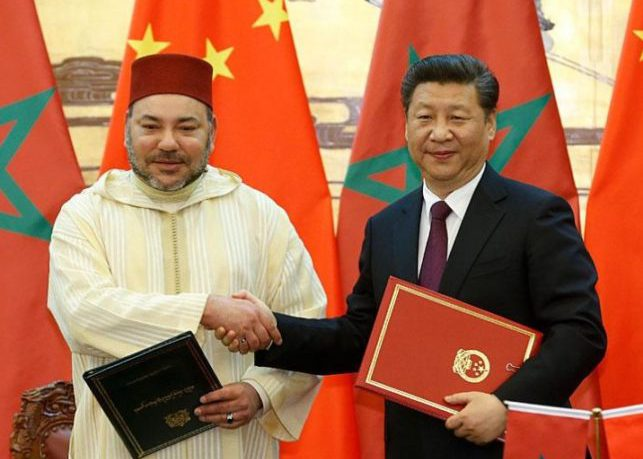 Morocco sets up economic zone to boost bilateral cooperation with China