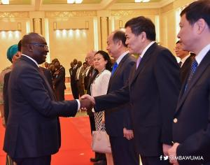 Ghana secures $15 billion Chinese funding for transformation agenda