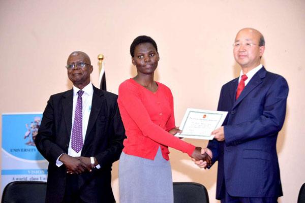 Education key to China-Kenya ties