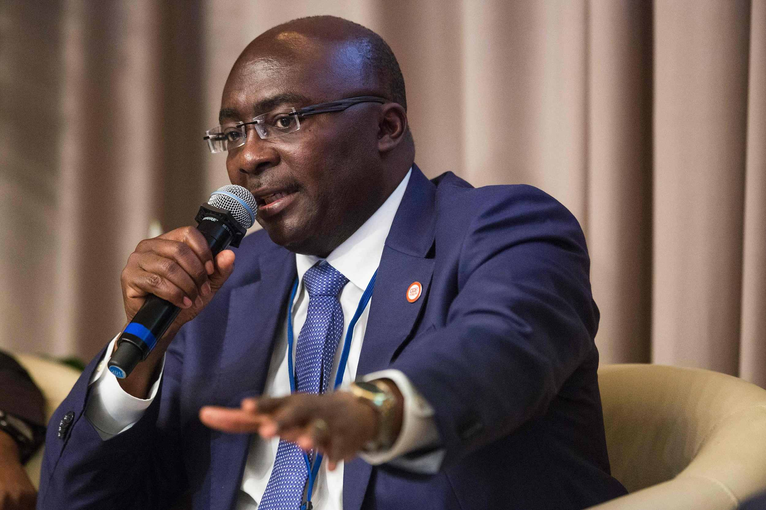 Interview with Ghanaian Vice President Bawumia on bilateral relations