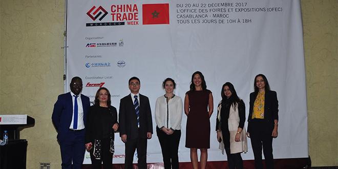 China Trade Week Morocco: une première à Casablanca