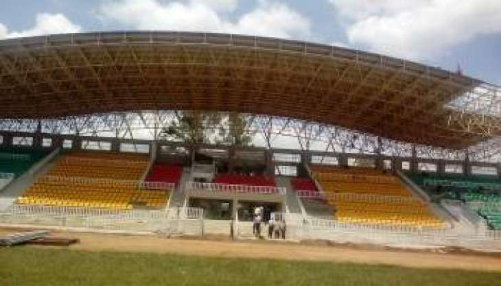 China construction firms help Kenya team prepare for C' wealth Games