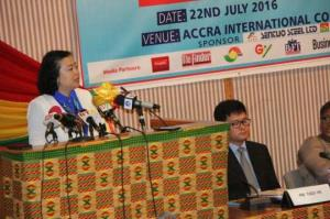 Accra: Chinese celebrates Spring Festival in Ghana