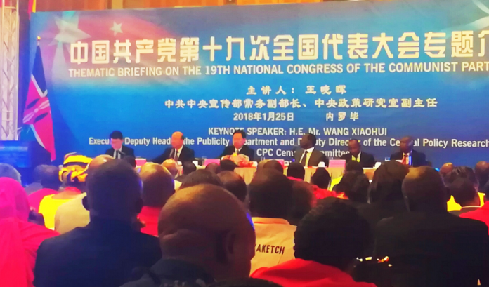 Cordial China-Kenya relations to transform livelihoods