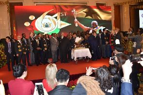 Ghanaian community in Beijing celebrate Independence Day