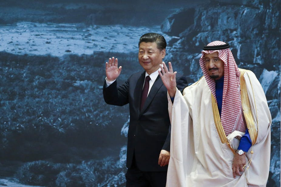 Why China's deal with Saudi Arabia could be the beginning of a profitable new relationship