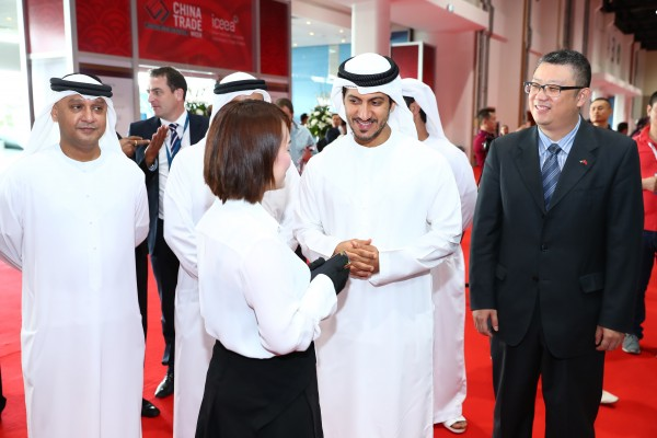 China Trade Week UAE 2017 opens at ADNEC