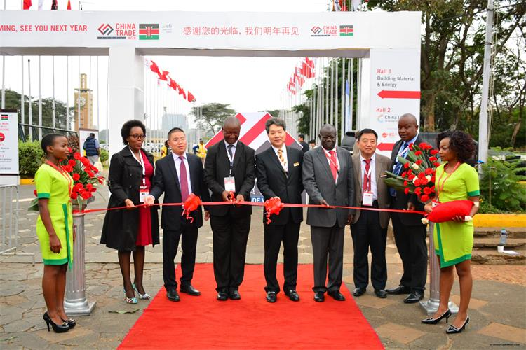 Kenya holds 3rd China Trade Week