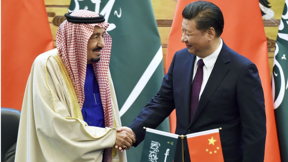 China rewrites the rules on how to rise influence in the Middle East