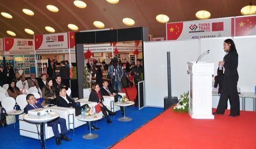 China Trade Week UAE 2017 opens at ADNEC