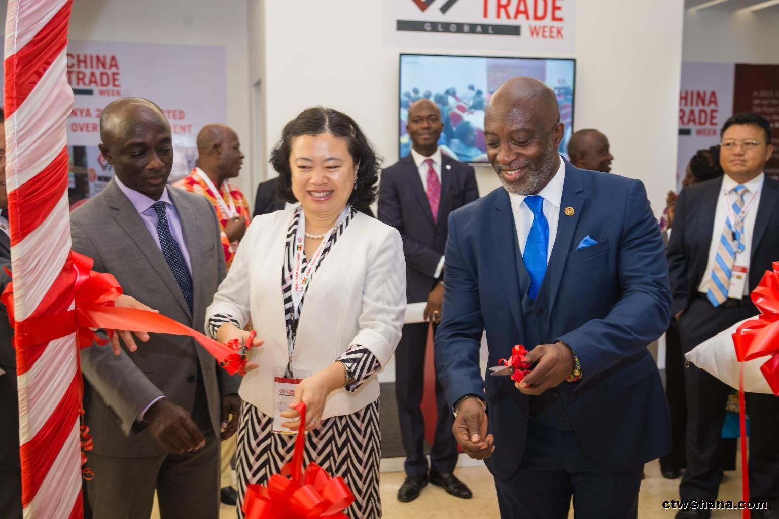 China Trade Week Ghana 2017