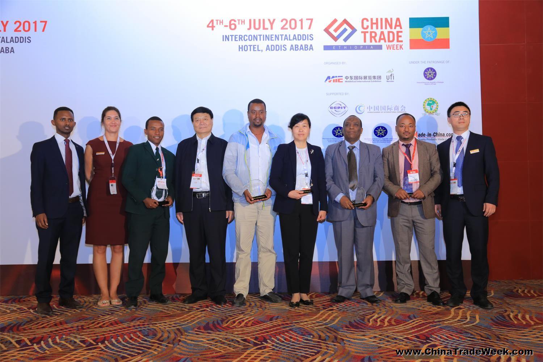 China Trade Week kicks off in Ethiopia
