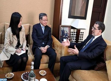 Morocco, China praise quality of long-standing relations