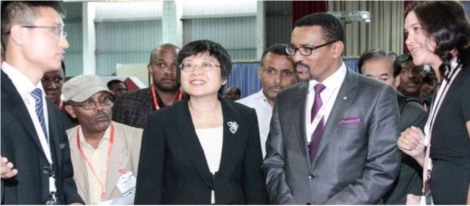 Second China Trade Week held in Addis Ababa in Ethiopia