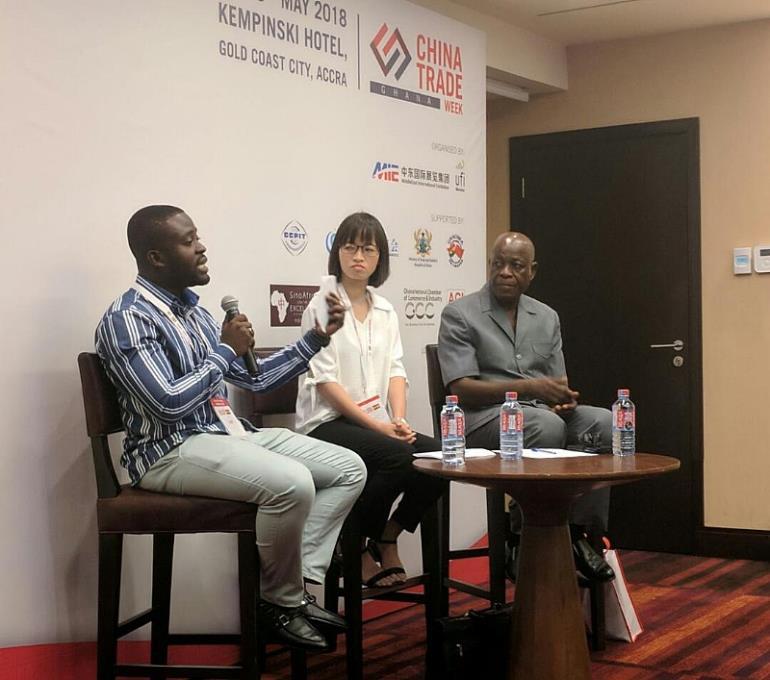 Entrepreneurs Club Ghana Participates In China Trade Week