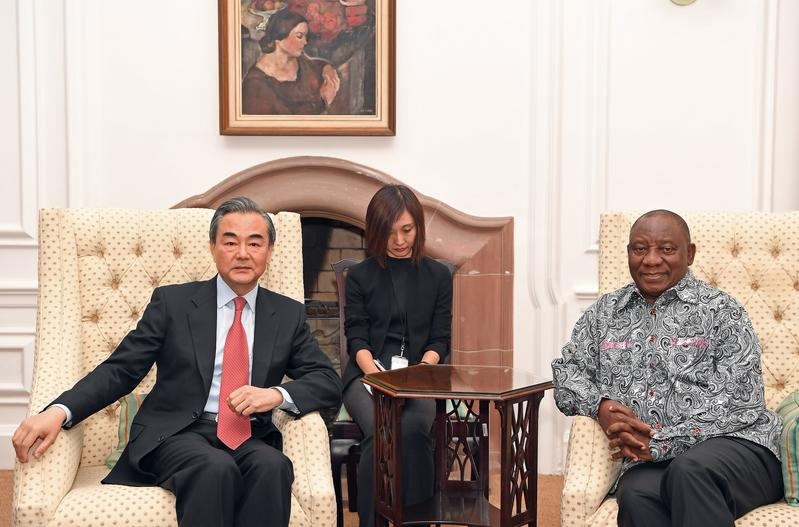 China, South Africa agree to further enhance cooperation