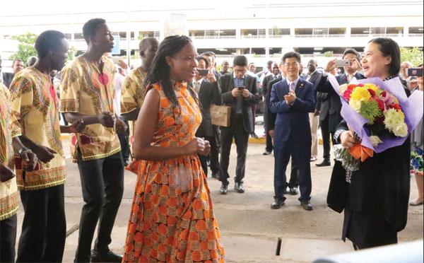 New ambassador says ties will grow