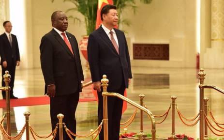 China's Xi Jinping gives SA land reform thumbs up