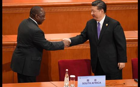 China to invest over $600bn in africa over 3 years