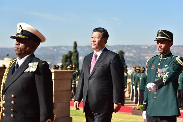 China Commits To Invest R196 Billion in South Africa