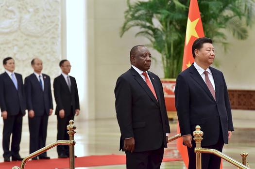 SA, China sign more agreements ahead of FOCAC summit