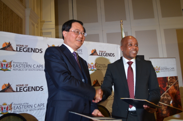 Business comes together at China-South Africa Business Forum