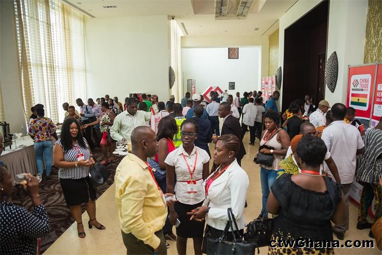 Why You Should Visit China Trade Week Ghana 2019
