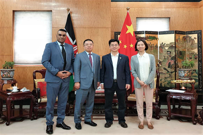 China Embassy lauds upcoming CTW Kenya