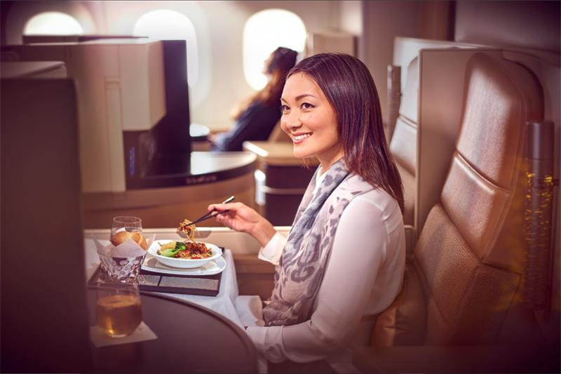 Etihad upgrades China flights