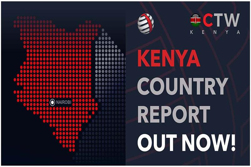 Kenya Country Report out now