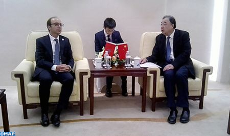 Morocco, China Discuss Means to Strengthen Cooperation in Health Sector