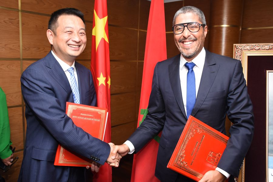 Moroccan PM expects more Chinese tourists to visit Morocco