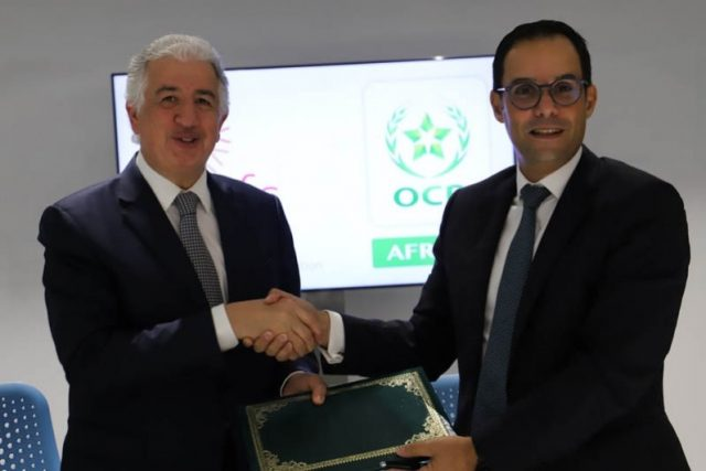 OCP Africa Signs Agreement to Support Africa's Small Holdings, Increase Yields