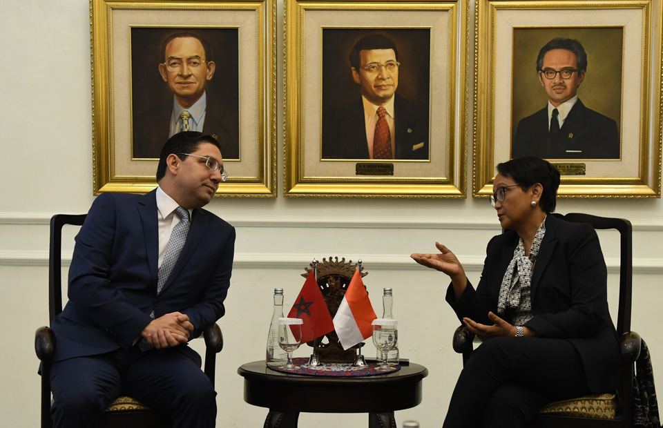 Indonesia Seeks Preferential Trade Deal With 'Old Friend' Morocco
